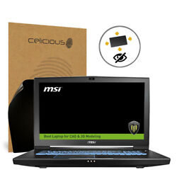 Celicious MSI Workstation WT73VR 7RM 360° Privacy Screen Protector