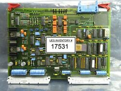 Asml 4022.430.01090 Reticle Table Control Pcb Card Pas 5000/2500 Used Working