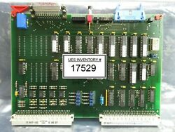 Asml 4022.423.1786 Processor Pcb Card Pas 5000/2500 Wafer Stepper System Used