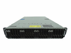 Dell C6220 II 4 Node 8x E5-2650v2 512GB 24x 1TB 9265-8i LSI Rails