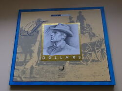 1993 Npa - 10 Portfolio. 1st And Last Issues With Matching Red Serials000 369