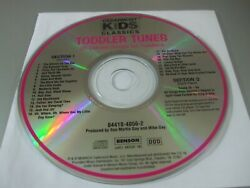 Cedarmont Kids Classics Toddler Tunes 1994 Cd - Disc Only