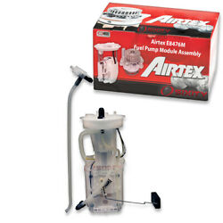 Airtex E8476M Fuel Pump Module Assembly - Hanger Sending Float Reservoir Set ht