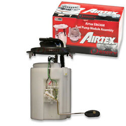 Airtex E8636M Fuel Pump Module Assembly - Hanger Sending Float Reservoir Set ww