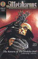 Metabarons The 17 Vg Humanoids   Low Grade Comic - Save On Shipping - Details