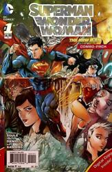 Superman/wonder Woman 1d Vf/nm Dc | Save On Shipping - Details Inside