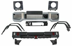 For For  Mercedes W463 G-class G63 G65 89+ Complete Body Kit+LED DRL Covers.