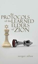 The Protocols of the Learned Elders of Zion by Sergei Nilus English Hardcover