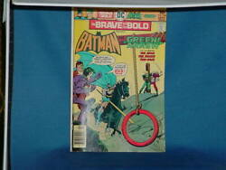 Comic Books Brave And The Bold Batman Green Arrow September 1976 No 129 Issue