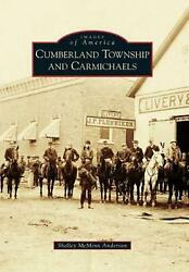 Cumberland Township And Carmichaels By Shelley Mcminn Anderson English Paperba