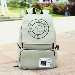 My Neighbor Totoro Canvas School Backpack Anime Shoulder Bag For Boy amp; Girls $37.78