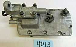 Used Oem And03957 - And03961 Jaguar Xk150 Gearbox Top Cover Selector Rods And Forks H013