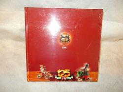 Lgb 125th Anniversary Catalog Hard Back Book Of Trains From 2006-still Sealed--