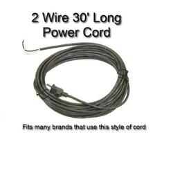 Power Cord For Many Dyson Vacuum Models Dc07 Dc14 Dc17 Dc18 Dc25 Grey Electric
