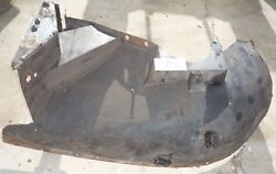Used Oem And03957 - And03962 Triumph Tr3a - Tr3b Right Front Inner Fender / Valance F946