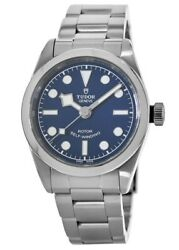 New Tudor Black Bay 32 Blue Dial Stainless Steel Womenand039s Watch M79580-0003