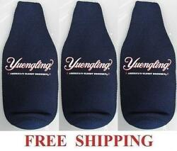 Yuengling Brewery 3 Bottle Cooler Coozie Coolie Koozie Huggie New