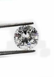 2.25ct Round Natural Diamond H I1 Quality  GREAT BUY!
