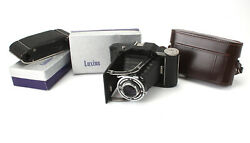 Greiner Luxina With 645 Mask Case And Box + A Boxed Parts Camera/cks/189690