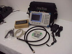 Anritsu Mt8212b Cellmaster Cable And Antenna Tester W/ A Lot Options