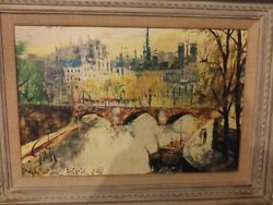 Oil Paintings On Canvas Large Framed Wall Art