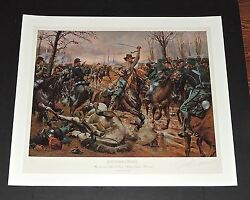 Don Troiani - Southern Steel - Collectible Civil War Print - Mint Condition