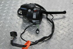 2006 Bmw R1200rt Right Clip On Handle Kill Off Start Switch Switches W/lever