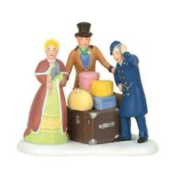 Dept 56 Dickens Village Continental Tour Or London 6003084 Brand New In Box