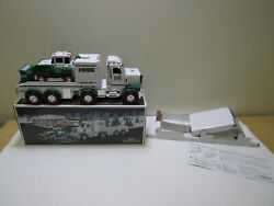2013 Hess Toy Truck And Tractor- W/original Box