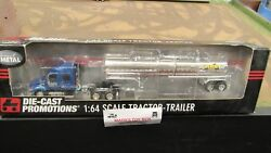 Dcp32824 Carry Transit Ih Prostar Semi Cab Truck Andchemical Tank Trailer 164/fc