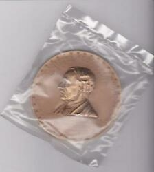 Joseph Francis Inventor Act Of Congress Us Mint Medal Large 3and039and039 Sealed W Box 637