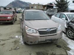 Engine 2.5L VIN C 6th Digit Canada Market Automatic Fits 16 FORESTER 7959345