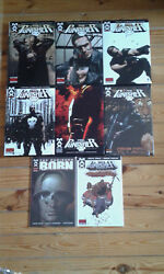 Punisher Max By Ennis 1 2 3 4 5 6 Hardcover Hc+2 Tpb Bonuses 8 Books Signed Oop