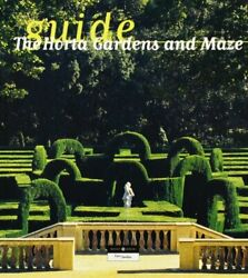 Guide the Horta Gardens and maze Book The Fast Free Shipping