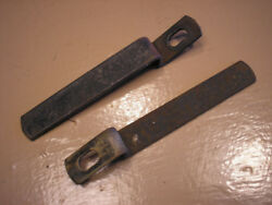 Allis-chalmers Simplicity 710 Tractor Fender Latches