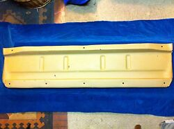 1970's,1980's Mazda B2000 Sundowner,ford Courier Lower Trim Panels Behind Seat
