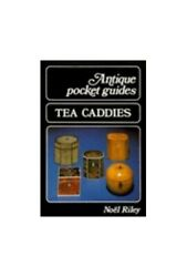 Tea Caddies Antique Collectors Pocket Guides By Riley, Noel Paperback Book The
