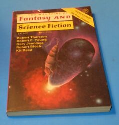 June 1977 The Magazine Of Fantasy And Science Fiction Vol52 No.6