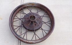 1928 1929 Model A Ford Used Wheel. 21 Inch.