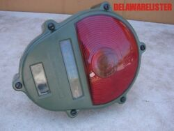 Military Truck M35 Deuce M151 Jeep M800 Us Made Tail Lamp Light New