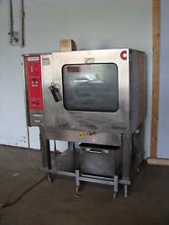 Alto Shaam H-duty Commercial Combitherm Full Size Pan Natural Gas Combi Oven