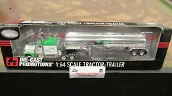 Dcp31779 Lincolnway Energy Pete 379 Semi Truck Fuel Gas Tank Trailer 164/fc