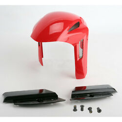 Hot Bodies Racing Vented Winning Red Front Fender - 40801-1412