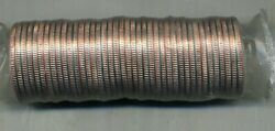 Illinois 2003 D 10 State Quarter Plastic Bank 40 Coin Roll Lot Of 5 Rolls