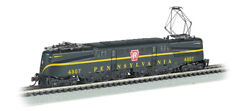 Bachmann 65351 N Scale Gg1 Electric W/sound And Dcc -- Pennsylvania Railroad New