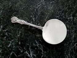 Rare And Co. Sterling English King Solid Tomato Or Pastry Server 1885 Mark
