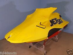 Kawasaki Zxi Cover 2000 Yellow And Black Excellent Condition Oem