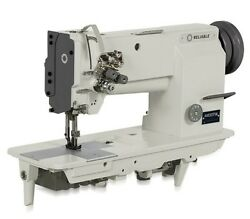 Reliable 4400tw 2-needle Walking Foot Sewing Machine