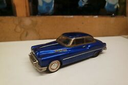 Vintage 1950/60s Japanese Tinplate Friction Toy Car Cadillac T4