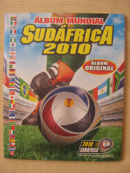 Album Stickers World Cup South Africa 2010 100 Complete Navarrete Peru Edit